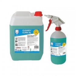 Agent de curatare cu ioni de argint pentru aparate de aer conditionat