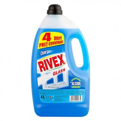 Detergent geamuri Rivex 4000 ml